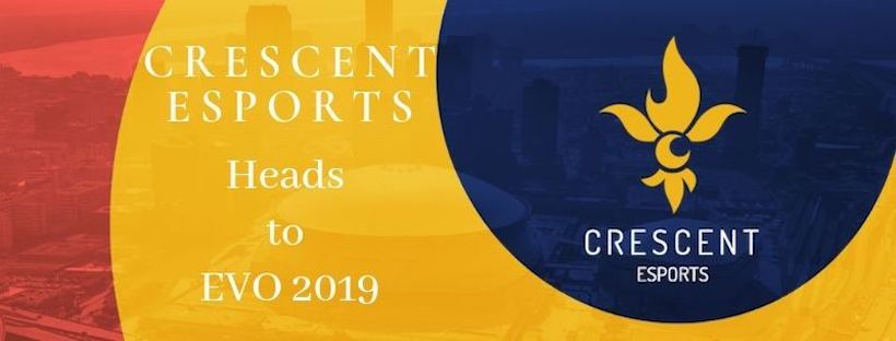 Crescent Esports Heads to EVO 2019